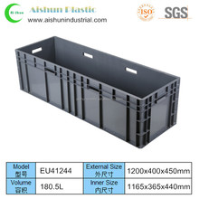 1200x400x450mm 180.5 liter plastic box wood crate