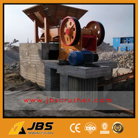 Multifunctional Basalt crushing and screening plant for Quarry