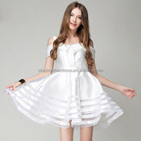 2016 summer women casual princess frock design dress for sex