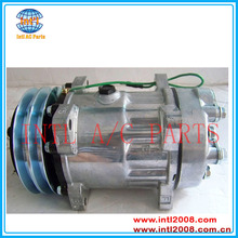 SD7H15 sanden 8045 8243 6035 ac compressor for HD AG VOLVO / SAMSUNG Trucks 11412632 11104419 14506862 15082742 CO 8045C