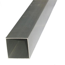 SS-011 Construction Materials Galvanized Rectangle Steel Pipe