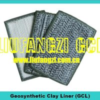Natural Sodium Bentonite Clay Liners Used