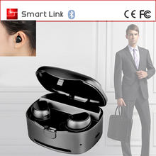 good quality true wireless bluetooth headsets mini earbuds custom logo