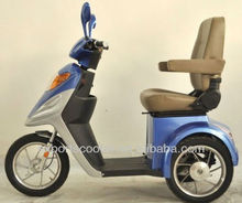 three wheels electric scooters for disabled cheap model, three wheel