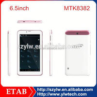 6.51 Inch MTK8312 Dual core 5 inch tablet pc smart phone