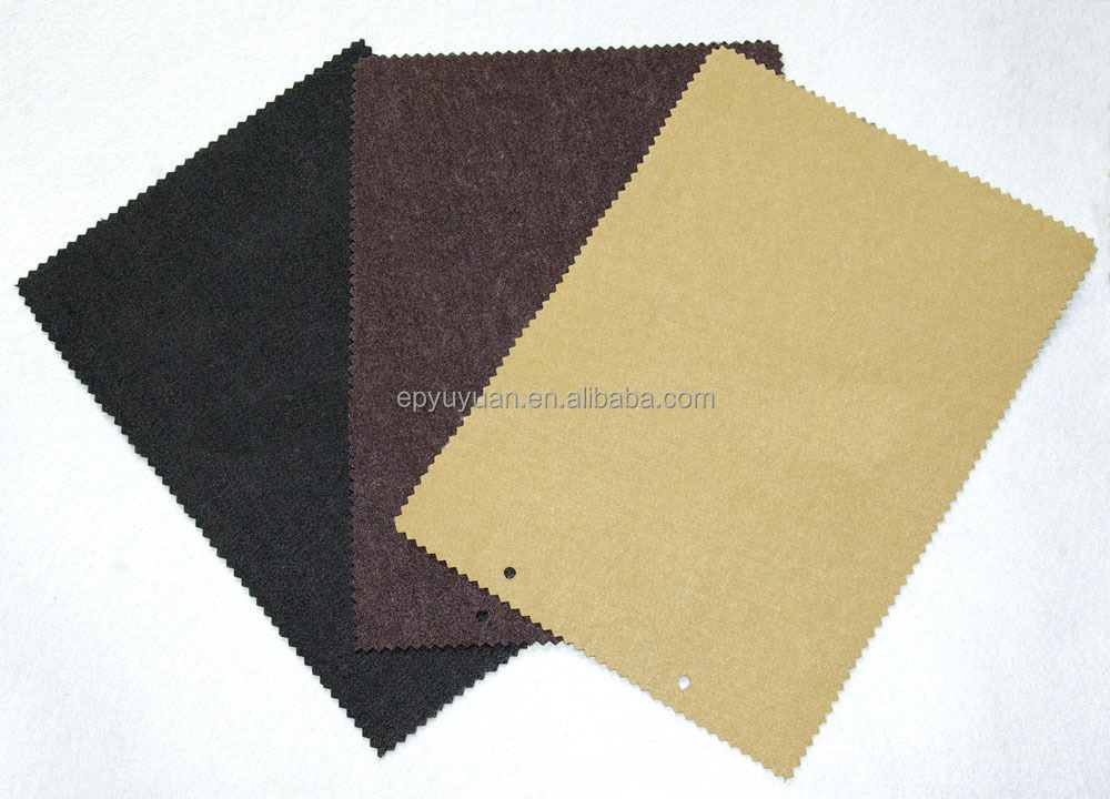Nonwoven Imitation Leather for Shoe