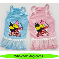 2016 new pet dog wholesale name brand clothing