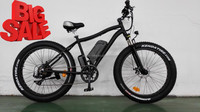 mountain electric bike in 500W motor and 26'*4.0 fat tire /beach cruiser electric bicycle