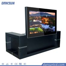 "43"" Infrared Android Lcd Tv Display Touch Interactive Table Design"