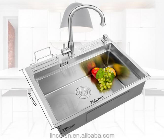 LC-2017 kitchen sink,double drainboard kitchen sinks
