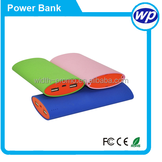 phone 6 6s 6s plus 12000mah ipower quick charge 2.0 power bank