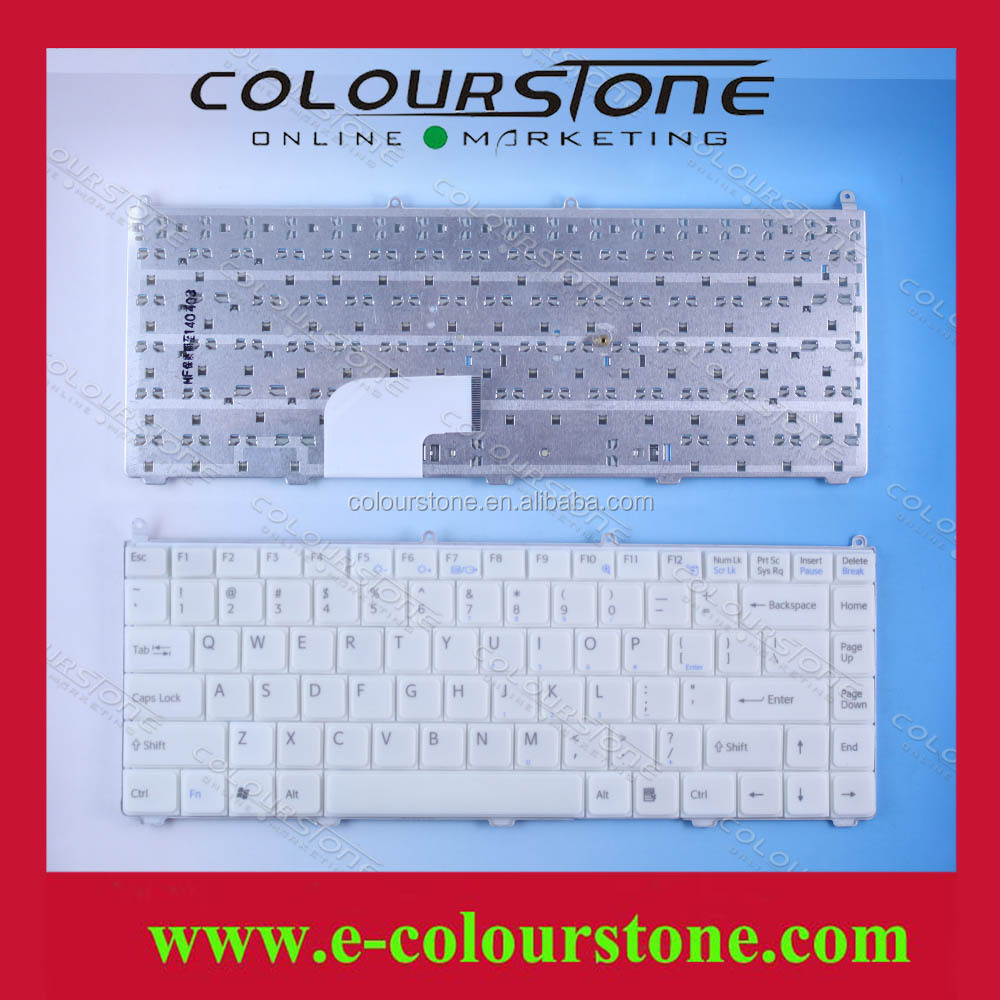 Laptop keyboard for Sony VGN-FE VGN-AR US version and Black color 148971311