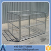 2016 hot sale powder coating dog kennel/pet house/dog cage/run/carrier
