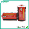 for flashlight torch r20 battery carbon zinc battery