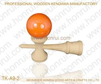 Wholesale 2013 Japanese Traditional Hardwood Toys & Games---Kendama For Children