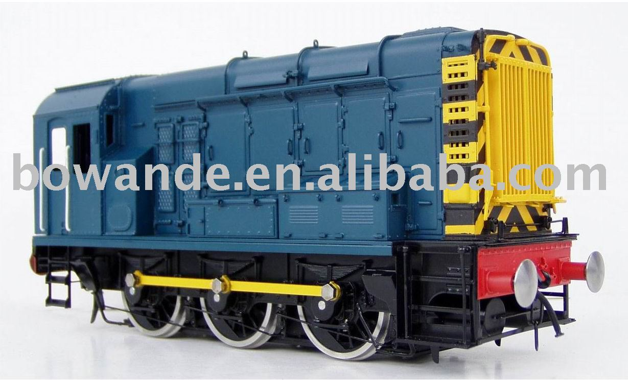 Deisel train UK , 1:48 Electric locomotive (Brass made)