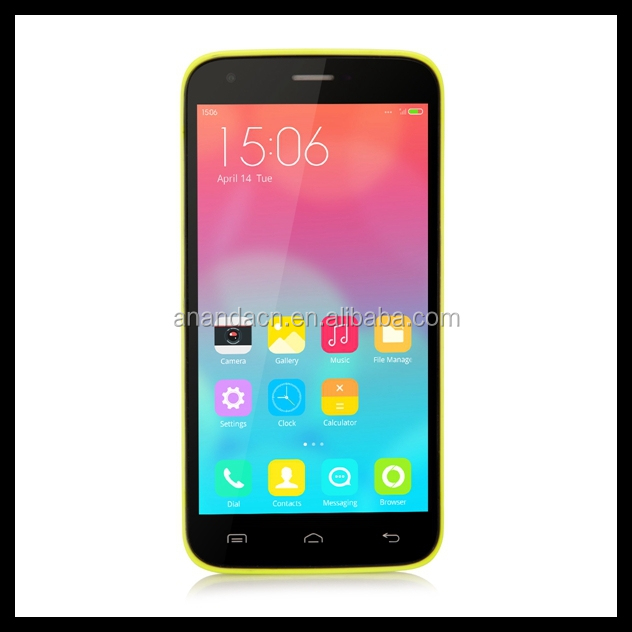 Original Doogee Valencia 2 Y100 5.0inch Android 4.4 1GB 8GB MTK6592 Octa Core 1.7GHz Smartphone 13.0MP 3G GPS OTG