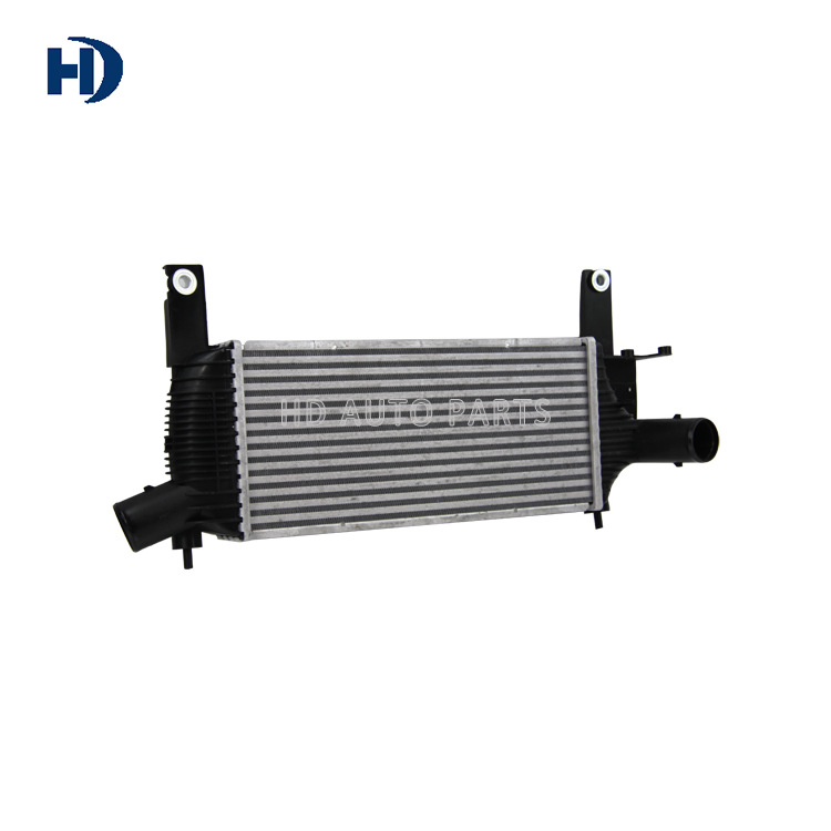 Turbo Diesel Water to Air Intercooler forNissan Navara D40 2005 onwards 2.5L