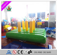 GIant sports toys gaint inflatable pencil race game
