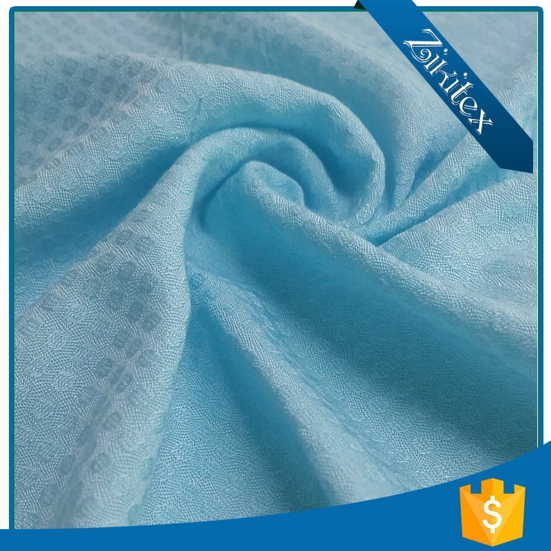 Modern rayon cloth material poly viscose fabric properties