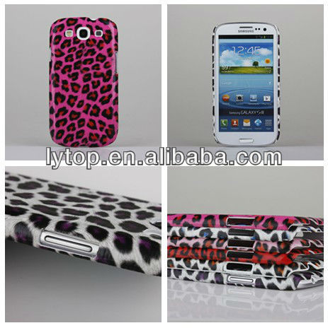 leopard pattern for samsung galaxy s3