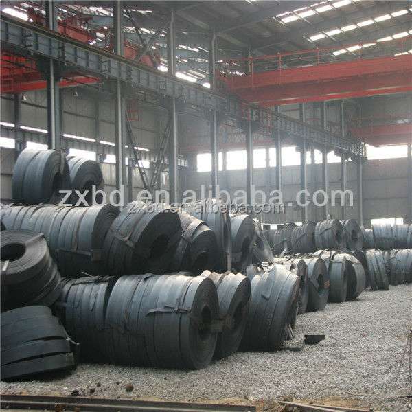 GB standard hot rolled / cold rolled 08F steel coil/steel strip price