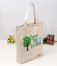 Wholesale custom photo recycle cotton tote bags canvas traveling bag