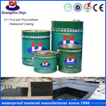 Good Machanical Property Non-Toxic Polyurethane Waterproof Floor Coating
