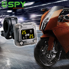 2016 waterproof autobicycle TPMS, special tire pressure monitor design for motorcycle