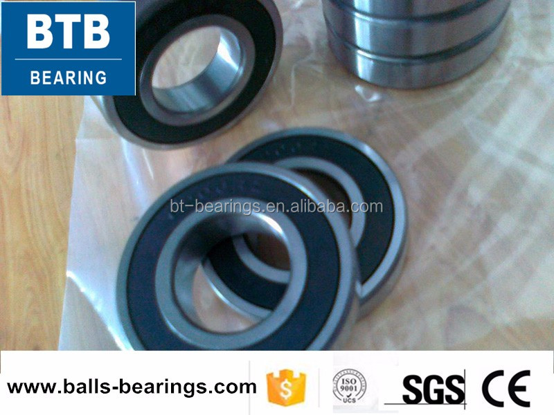 chrome steel deep groove ball bearing 6906