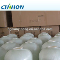 Small size 1252 frp tank/PE liner frp pressure vessel tank for ro system