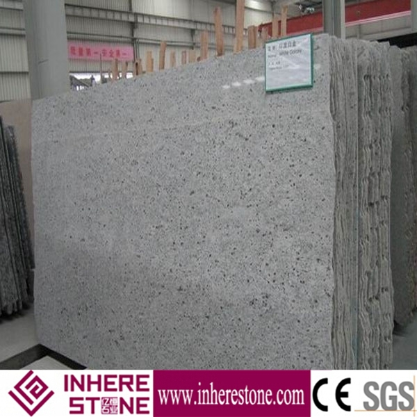 White galaxy liquid granite