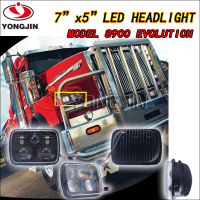 HOT SALE 5*7led driving lights for Maverick LED 4*4 off road light with DOT and E-mark cetification