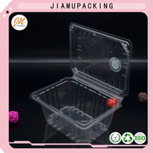 Plastic fruit packing box for sale