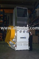 Heavy Duty Single Plastic Granulator for Plastic Recycling