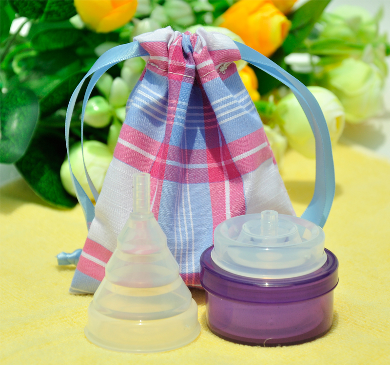 Reusable menstrual cup wholesale/ready made mould