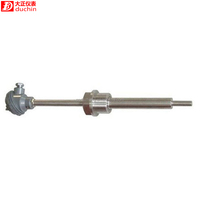 K type chromel / alumel thermocouple with stainless steel sheath