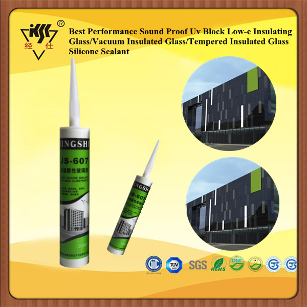 Best Performance Sound Proof Uv Block Low-e Insulating Glass/Vacuum Insulated Glass/Tempered Insulated Glass Silicone Sealant