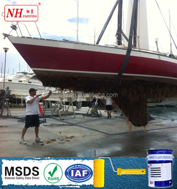 watercraft coating boat building epoxy resin ship coating