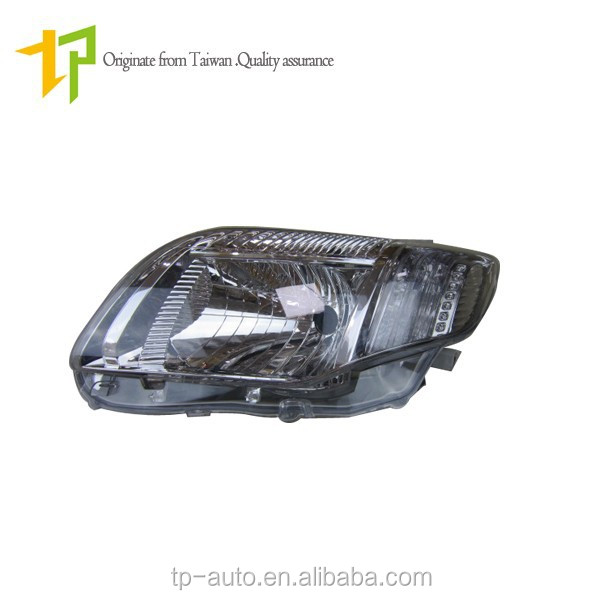 China factory Head lamp 81150-12B00 car head light for Toyota Axio Fielder 06