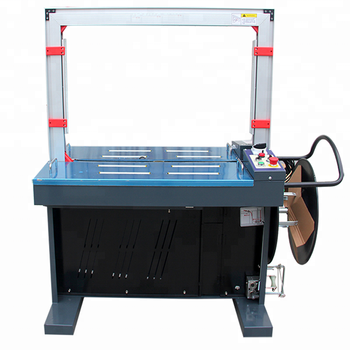 Standard model automatic strapping machine with factory price for sale