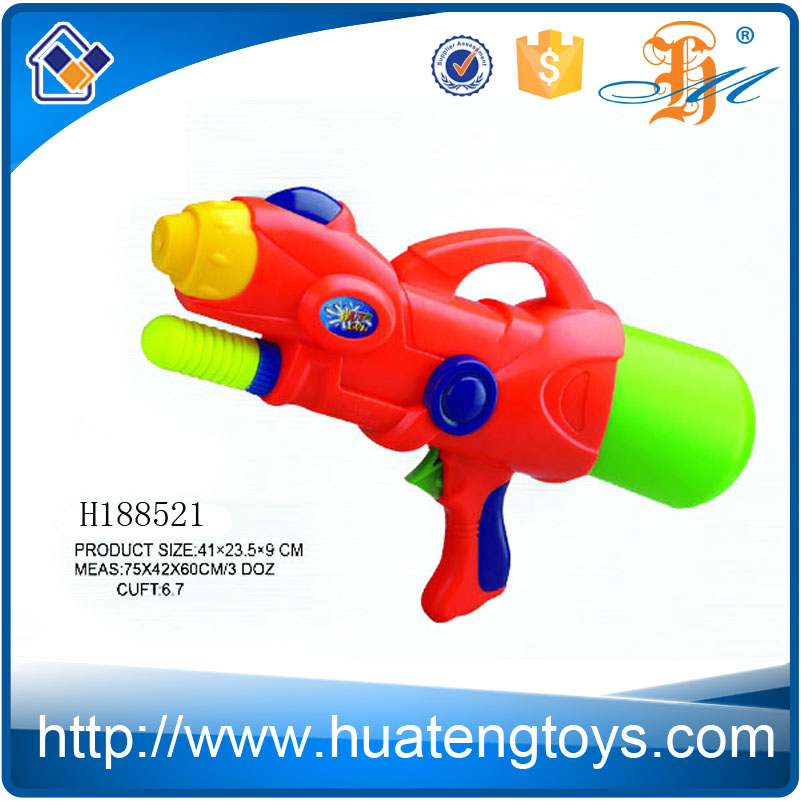 "H188521 Wholesale new summer palying product kids plastic 16"" air water gun toys for sale"