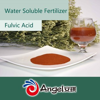 Organic Fertilizer Additive, Water Soluble Organic Matter, Humic Acid