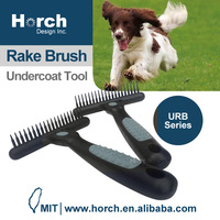 Professional Features Pro Demand Anti-Slip Handle pet grooming tool dog brush
