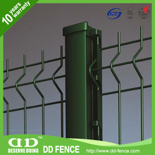 The hottest sale 3d fold welded wire dog fence panels