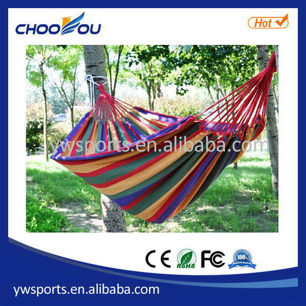 Quality antique cotton make fabric hammock