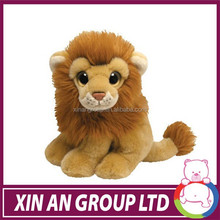 2015 New Product custom plush lion toy, stuffed lion plush toy, soft toy plush lion