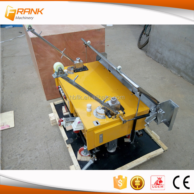 Automatic Finishing Plastering Wall Machine Buy
