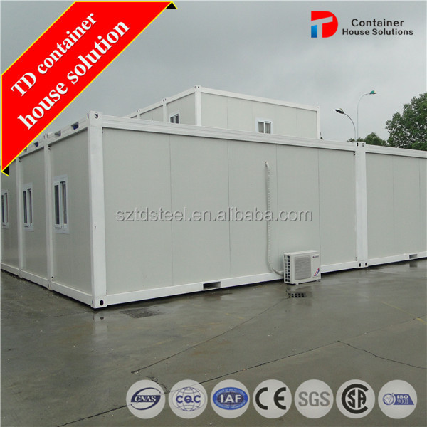 Public Prefabricated container office
