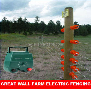 5J 30km farm powerful shock electric fence energiser/energizer charger controller solar power electric fence energiser